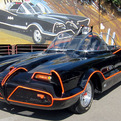 A Chance to Own the Famous Batmobile