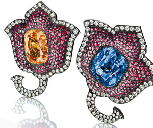 A Charitable Auction of Collectible Jewels