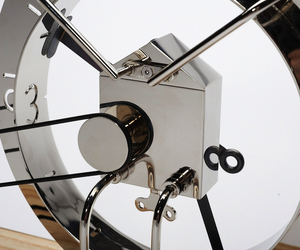 A Clock For An Architect