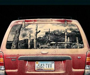 A Collection Of The Best Dirty Car Art