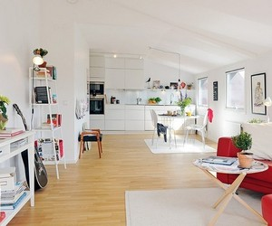 A Colourful Modern Apartment