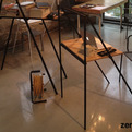A desk by ZeroLab