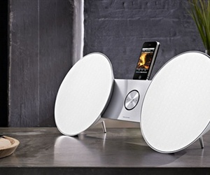 A Docking Station that Delivers Style and Sound
