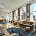 A Dramatic Pre-war Loft Space in SoHo