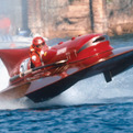 A Famed Ferrari-Powered Raceboat Hits the Auction Block