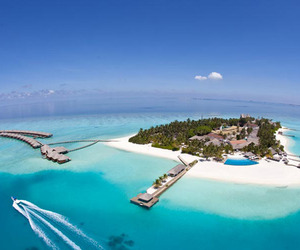 A Faraway Island Fantasy:  Velassaru Maldives