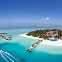A Faraway Island Fantasy:  Velassaru Maldives