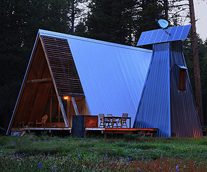 A-Frame Reinvented
