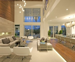 A gorgeous modern renovation in Miami by DKOR Interiors