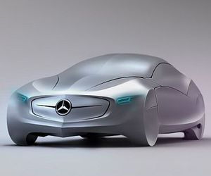 A New Look To Mercedes by Dániel Ruppert