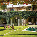 A restored eighteenth century mansion in Spain