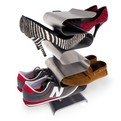 A Serpentine Shoe Rack Solution by j-me Original Design