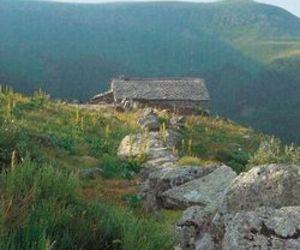 A Shepherd's Hut in the Auvergne