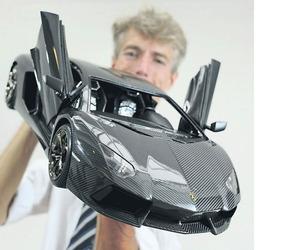 A Singular Lamborghini Aventador LP 700-4