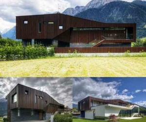 A Sustainable Architecture Building in Italia