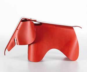 A Tribute to Charles & Ray Eames Of Plywood Elephant Fame