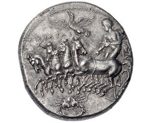 A Unique Ancient Coin Auction