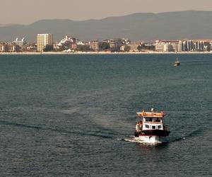 A view of Nessebar, Bulgaria
