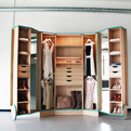 Walk-In Wardrobe by Hosun Ching