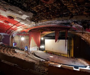 Abandoned Theaters and Hospitals