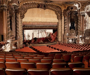 Abandoned Theaters From Around The USA