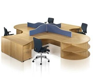 Abbey Workstations from Eborcraft Ltd