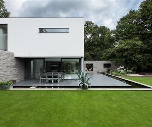 Abbots Way House by AR Design Studio
