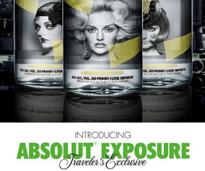 Absolut Exposure Traveler's Exclusive