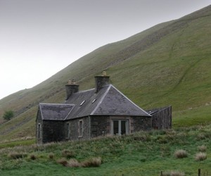 Ackling Cook Bothy by Reiach and Hall Architects