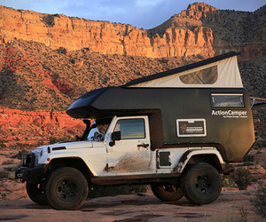 Action Camper for Jeep