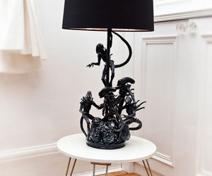 Action Figures Reborn In Evil Robot Designs Lamps