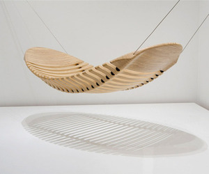 Adam Cornish's Wooden Hammock