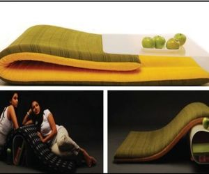 Adam & Eve Flexible Furniture Piece from Vanya Jain