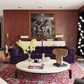 Adam Levine's Hollywood Home