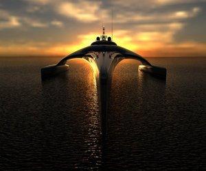 Adastra Yacht by John Shuttleworth Yacht Designs