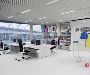 Adidas Corporate Headquarters in Germany – Designed by KNZO