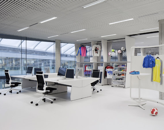 Adidas Corporate Headquarters In Germany Designed By Knzo