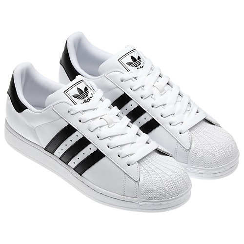 white sneakers adidas superstar