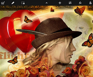 Adobe Photoshop Touch for Apple iPad 2
