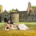 Adrian Brody's Castle in Upstate New York
