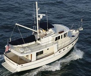 Advanced Trawler Yachts