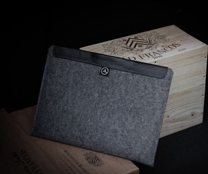 Aecraft, Ultra-slim MacBook Air Felt Sleeves