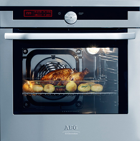 Aeg Electrolux Auto Cook Oven