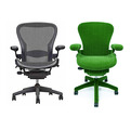 Aeron Chair Goes