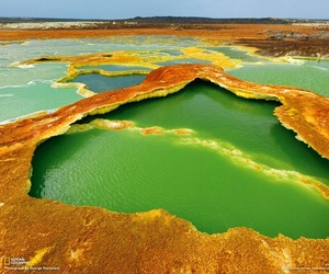 African Air, Photography by George Steinmetz