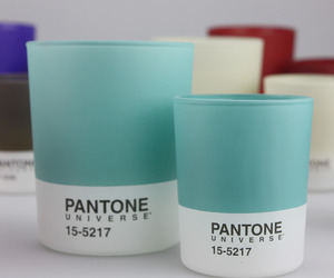 Ah, the sweet smell of Design. Pantone candles.