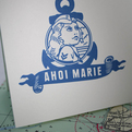 Ahoi Marie - Seanotes