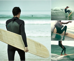 Alaia Surfboards by AHUA