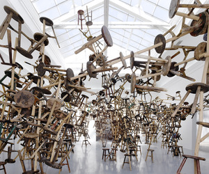 Ai Weiwei's Bang at Venice Art Biennale