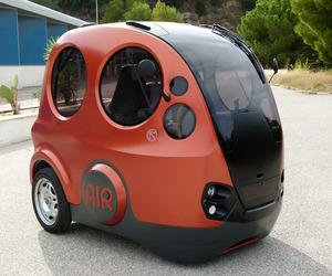 AirPod -- A Car That Runs on Air